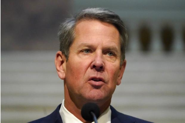 Election Integrity Hero Brian Kemp